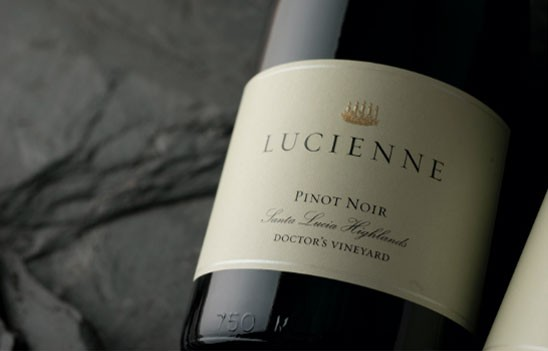 Lucienne Doctor's Vineyard Pinot Noir