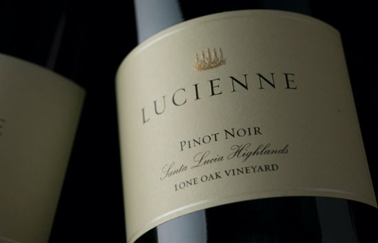Lucienne Lone Oak Vineyard Pinot Noir