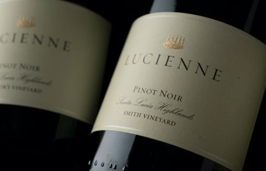 Lucienne Smith Vineyard Pinot Noir
